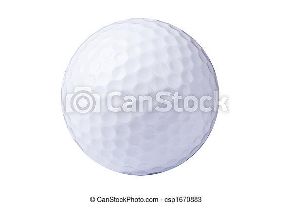 Golfball  - csp1670883