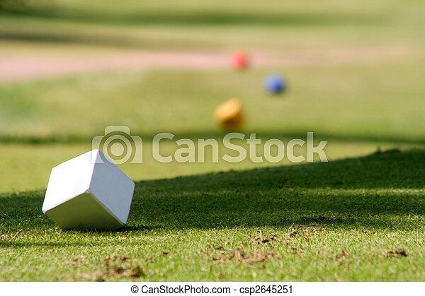 Golfcourse - csp2645251