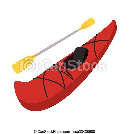 Gomma remo barca cartone animato salvataggio canottaggio