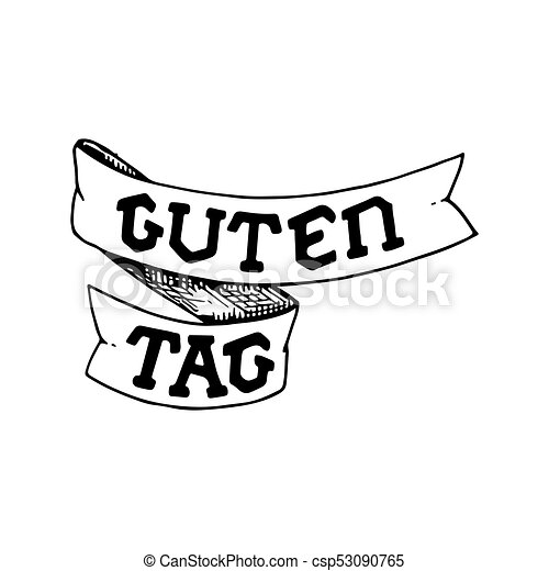 good afternoon hand drawn lettering in different language clip rh canstockphoto com have a good afternoon clipart good afternoon clipart black and white