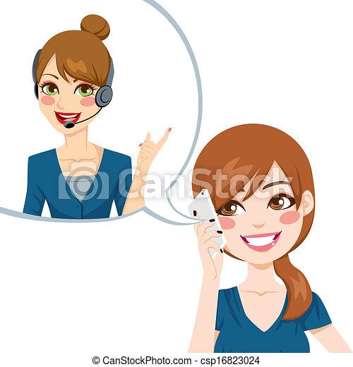 Good Customer Service Agent - csp16823024