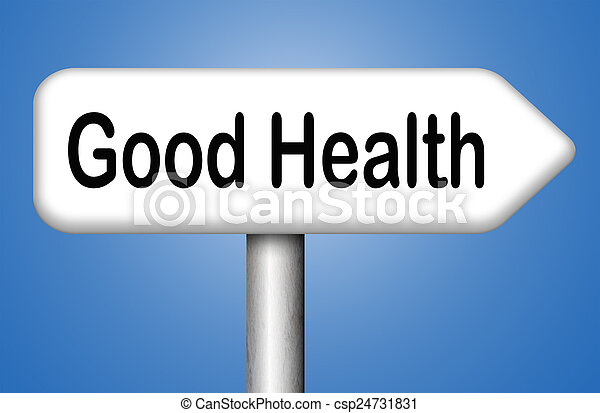 Good health - csp24731831