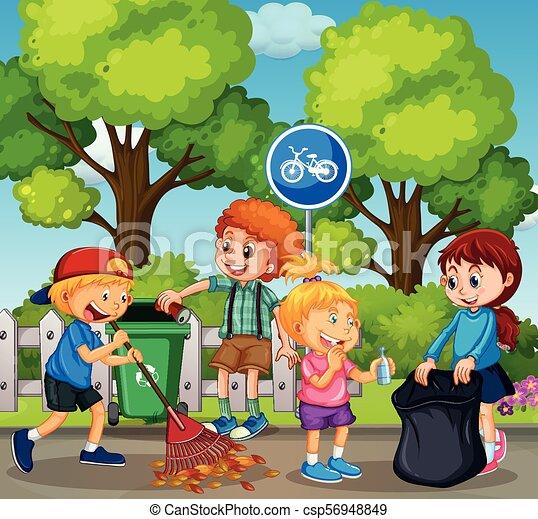 Preschool Children Clipart   Free Downlo #421374 - PNG Images - PNGio