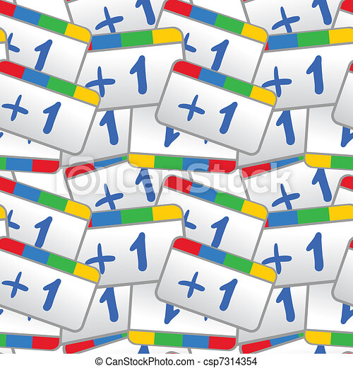 google, più, lotto, uno - csp7314354