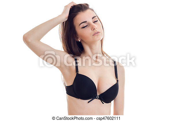Matchless big young girls hand bra remarkable, rather