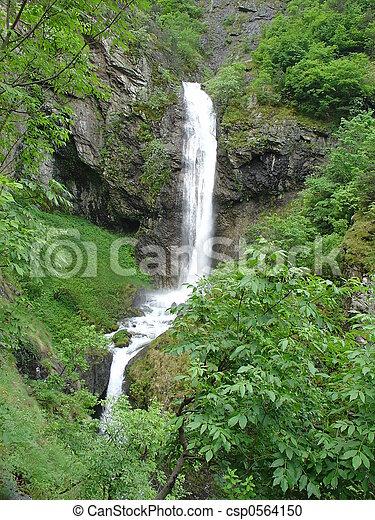 Gorica Waterfall - csp0564150