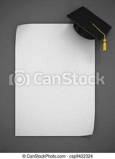 Capa de graduación - csp9422324