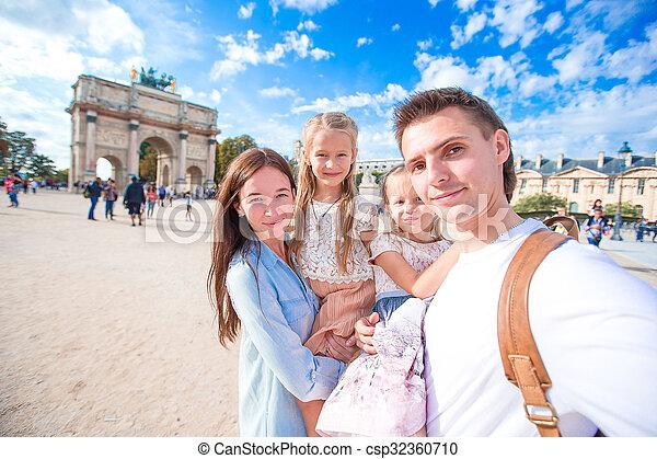 vacances en famille paris