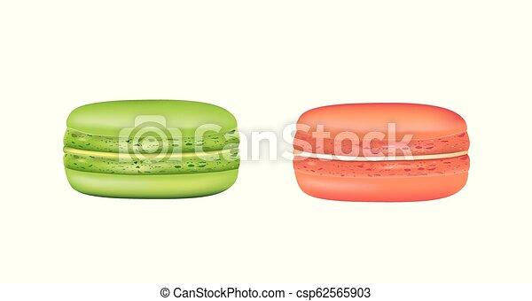 gostoso, macarons - csp62565903