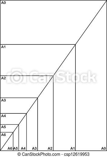 A6 Papiergröße