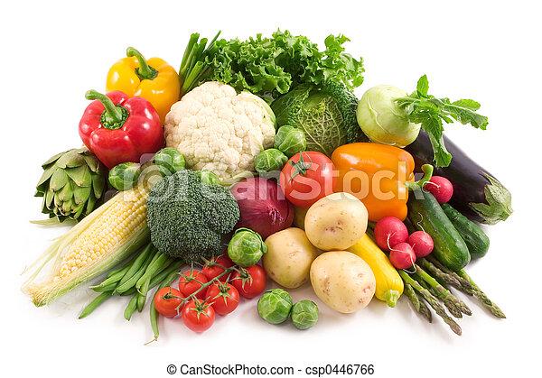 grönsaken - csp0446766