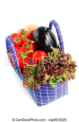 grönsaken - csp0618325