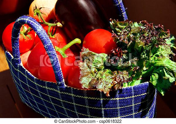 grönsaken - csp0618322