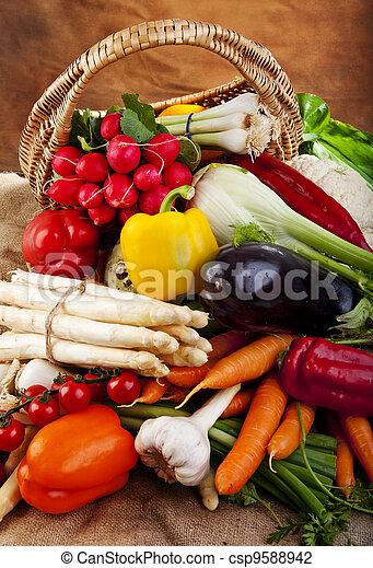 grönsaken - csp9588942