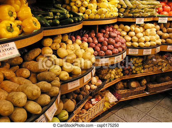 grønsager - csp0175250