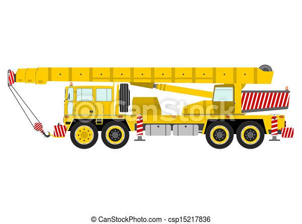 grúa - csp15217836