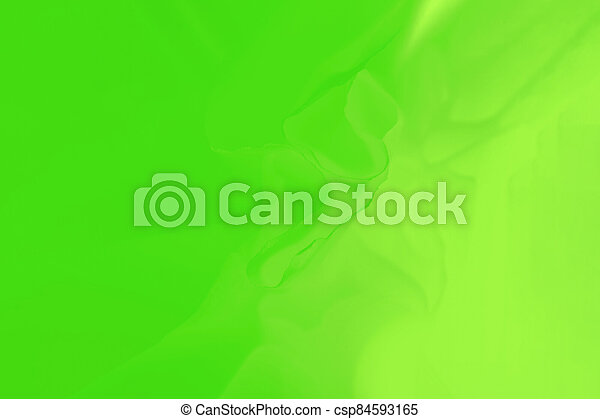 Gradient green abstract background with blurred lines - csp84593165
