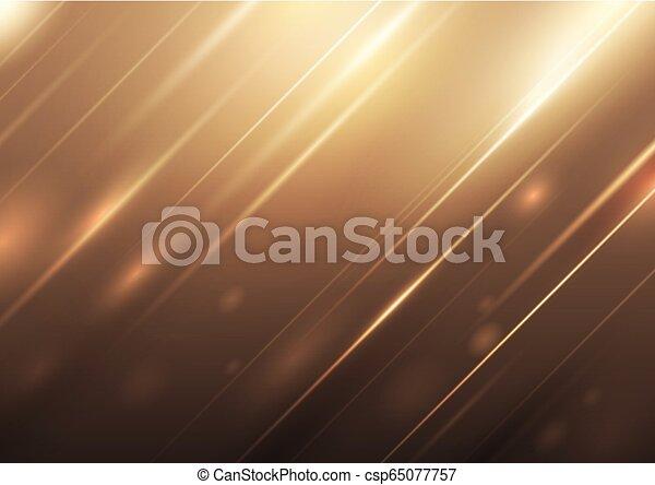 gradient, résumé, lignes, diagonal, éclairage, fond - csp65077757