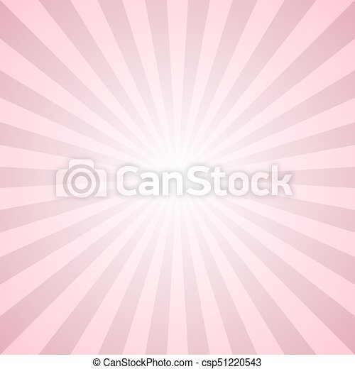 772a03c075 Gradient Ray Burst Background - Comic Vector Graphic With Radial Stripe  Pattern