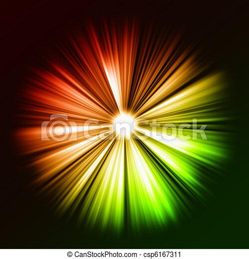 gradient rays of light shining star in the dark large resolutin rh canstockphoto com christmas shining star clipart shining star clipart black and white