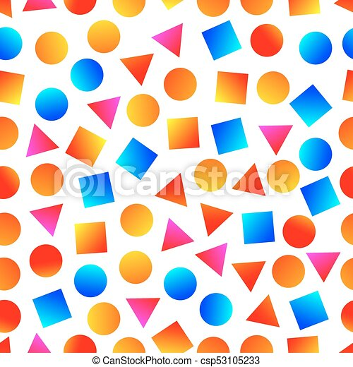 Gradient shapes - csp53105233