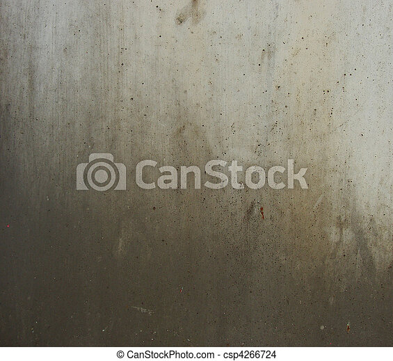gradient worn gray concrete background - csp4266724