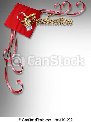 graduação, cartão - csp1191207