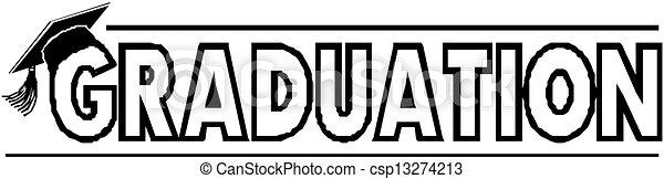 graduación - csp13274213