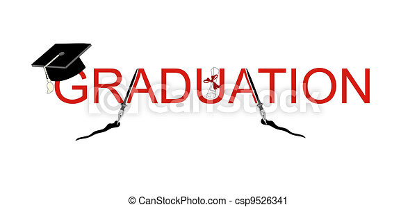 Graduación - csp9526341