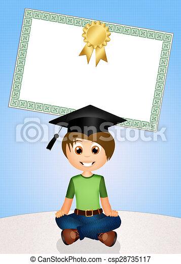 graduación - csp28735117