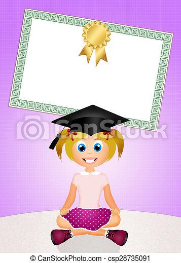 graduación - csp28735091
