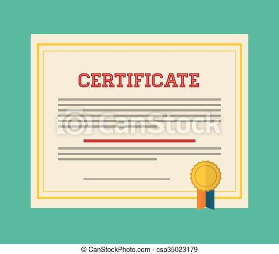 Diseño de iconos de graduación - csp35023179