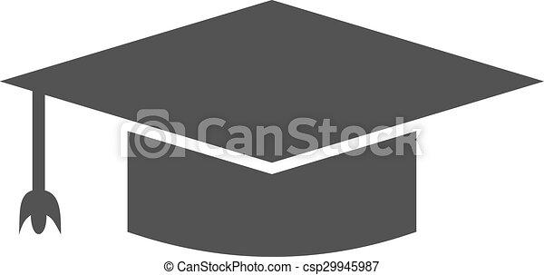 Graduate Hat - csp29945987