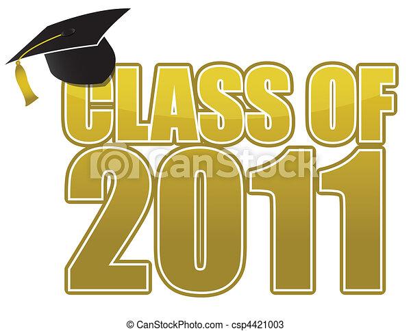 Graduation  2011 - csp4421003