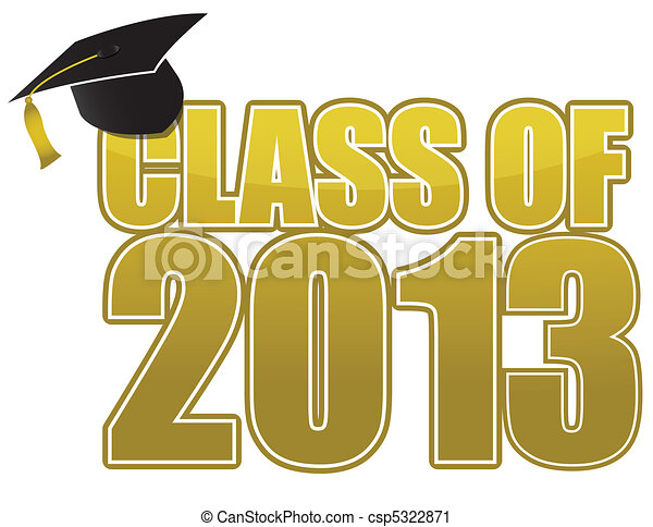 Graduation 2013 - csp5322871