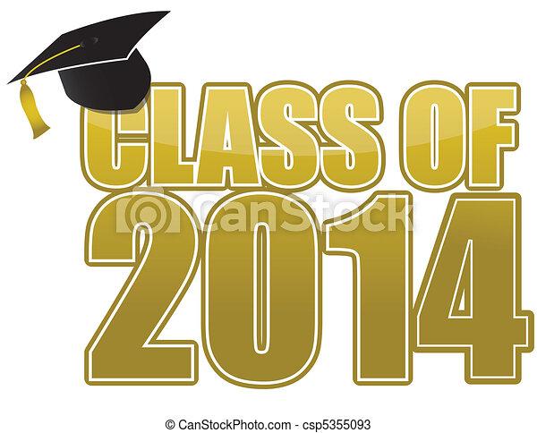 Graduation 2014 - csp5355093
