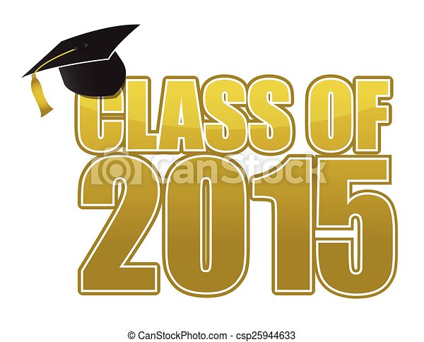 Graduation 2015 - csp25944633
