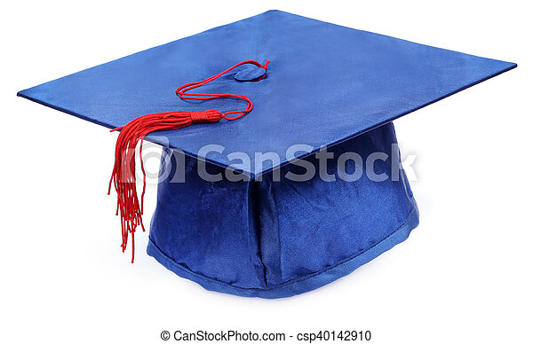 Graduation cap - csp40142910