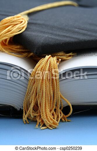 Graduation cap - csp0250239