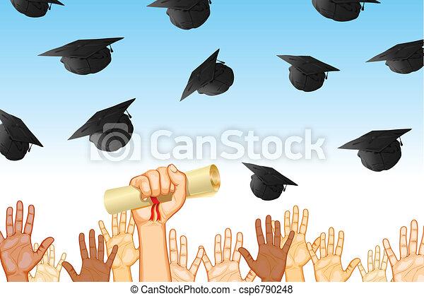 Graduation Day - csp6790248