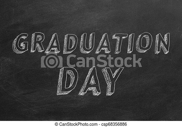 Graduation day - csp68356886