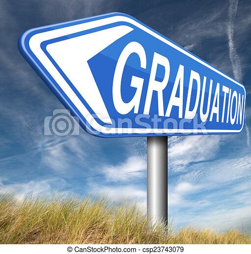 graduation day - csp23743079