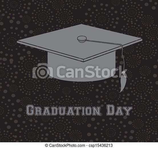 graduation day  - csp15436213