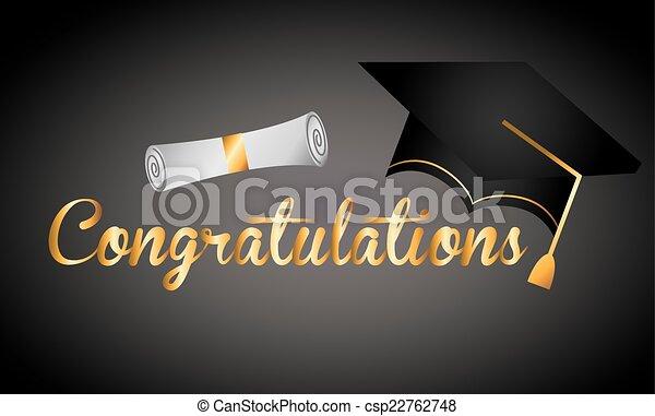 graduation design - csp22762748