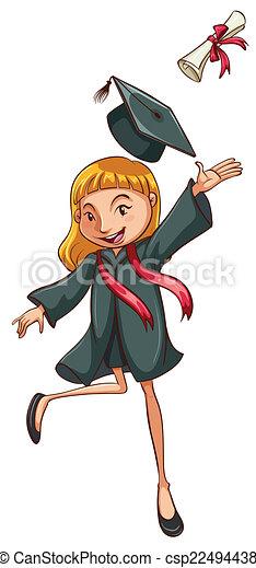 Graduation - csp22494438