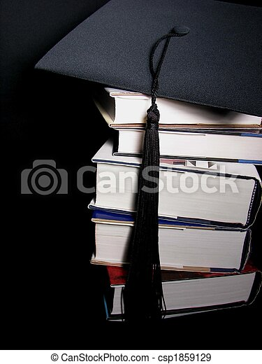 Graduation From Education - csp1859129