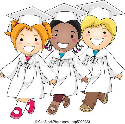 Graduation March - csp5929923