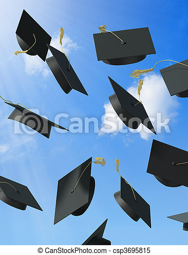 Graduation - csp3695815