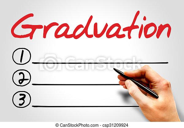 graduazione - csp31209924