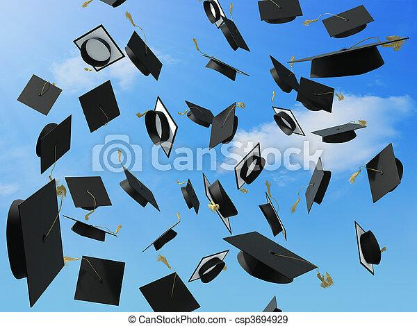 graduazione - csp3694929
